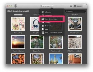 Skitch for Mac update adds back 'classic' features, performance improvements