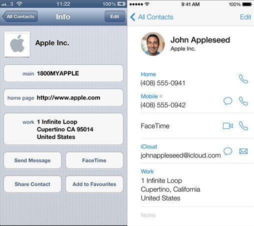 What startup designers need to know – iOS 7 #ios7 #apple #ux
