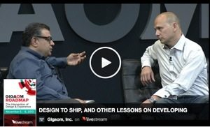 Designing Magical User Experiences – CEO of Nest Labs, Tony Fadell