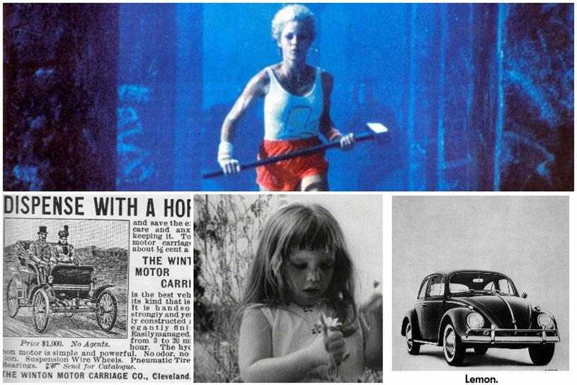 100 Years of Ads: Most Groundbreaking   Campaign US